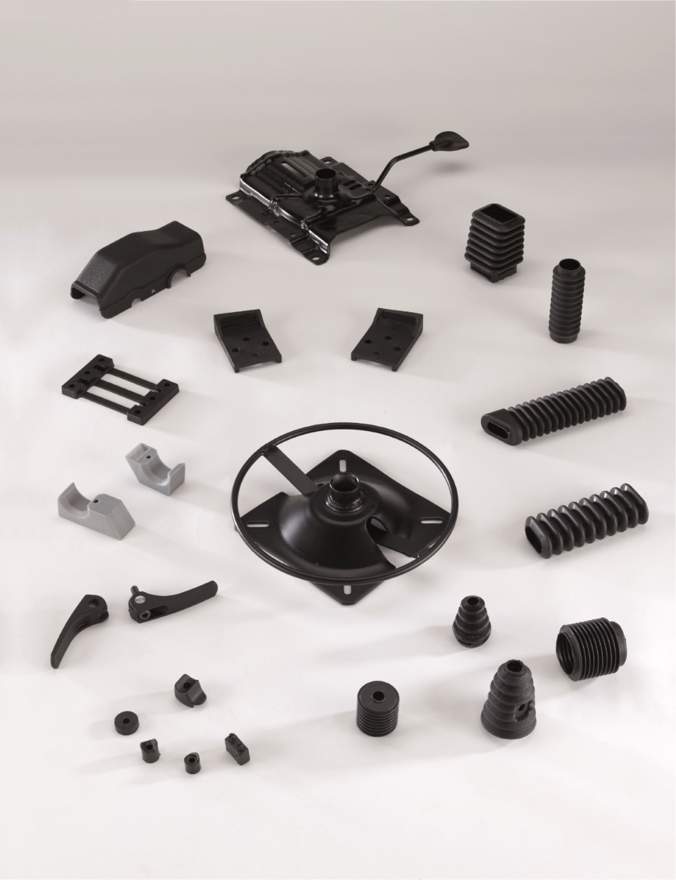 Accessori e meccanismi
